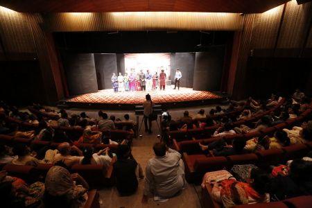 Sindh Theater Festival Play Umar Maarui (21)