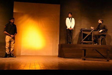Sindh Theater Festival, Soo E Dar Chaley (18)