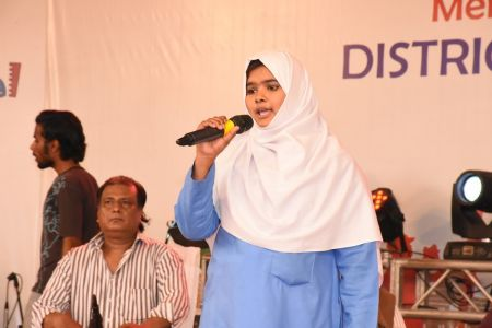 Singing Competition Distt. Korangi Youth Festival (15)