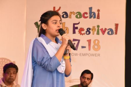 Singing Competition Distt. Korangi Youth Festival (16)