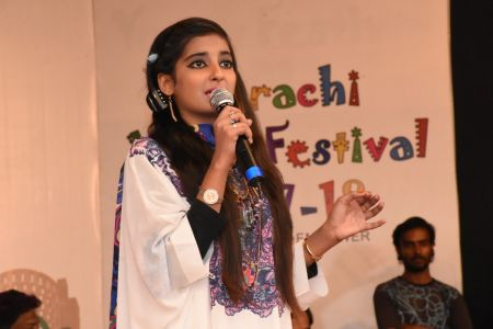 Singing Competition Distt. Korangi Youth Festival (18)