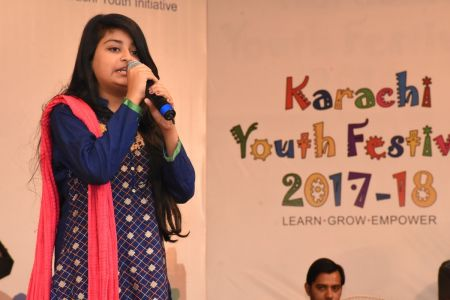 Singing Competition Distt. Korangi Youth Festival (21)