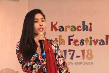 Singing Competition Distt. Korangi Youth Festival (23)