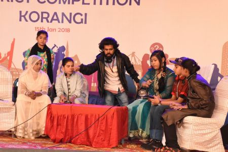 Singing Competition Distt. Korangi Youth Festival (2)