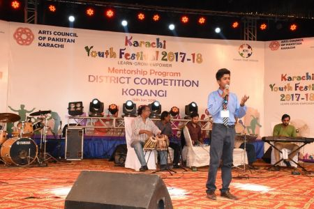Singing Competition Distt. Korangi Youth Festival (31)