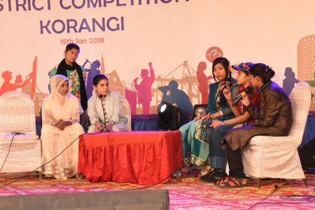 Singing Competition Distt. Korangi Youth Festival (3)