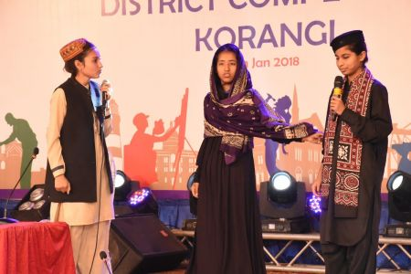 Singing Competition Distt. Korangi Youth Festival (8)