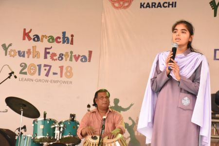 Singing Competition Of District Central, Karachi Youth Festival 2017-18, Arts Council (10)