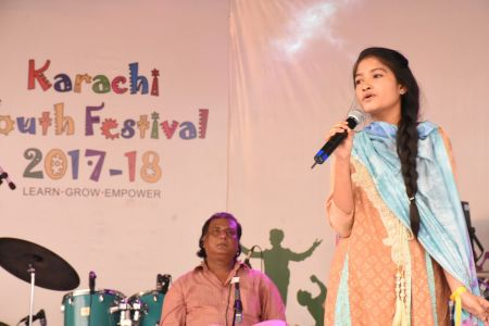 Singing Competition Of District Central, Karachi Youth Festival 2017-18, Arts Council (28)