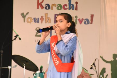 Singing Competition Of District Central, Karachi Youth Festival 2017-18, Arts Council (30)