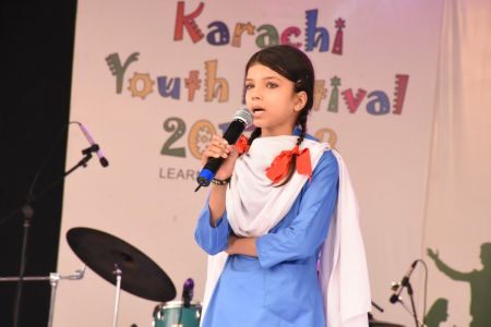 Singing Competition Of District Central, Karachi Youth Festival 2017-18, Arts Council (31)