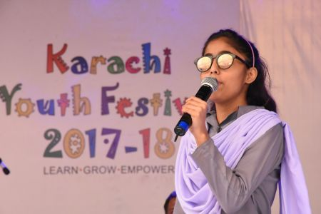 Singing Competition Of District Central, Karachi Youth Festival 2017-18, Arts Council (4)