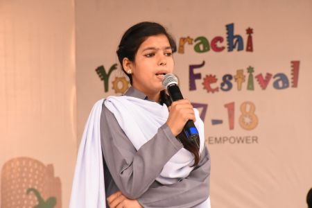 Singing Competition Of District Central, Karachi Youth Festival 2017-18, Arts Council (8)