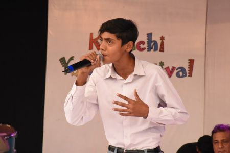 Singing Competitions District East, Karachi Youth Festival 2017-18 (14)