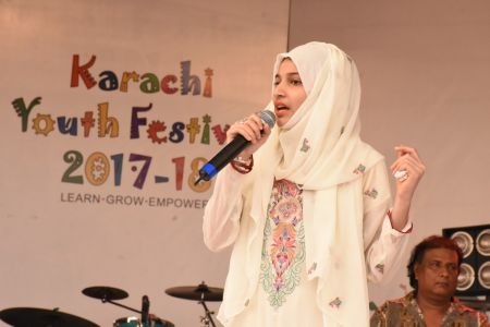 Singing Competitions District East, Karachi Youth Festival 2017-18 (29)
