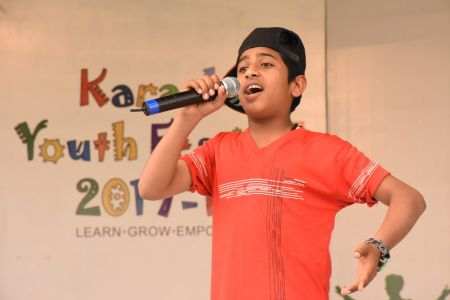 Singing Competitions District East, Karachi Youth Festival 2017-18 (2)