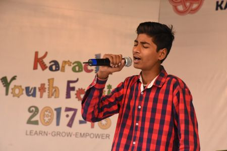 Singing Competitions District East, Karachi Youth Festival 2017-18 (30)
