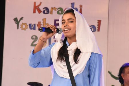 Singing Competitions District East, Karachi Youth Festival 2017-18 (35)