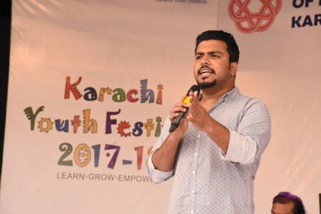 Singing Competitions District East, Karachi Youth Festival 2017-18 (4)