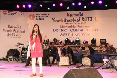 Singing Competitions Of District West & South Youth Festival 2017-18 Arts Council Karachi (31)
