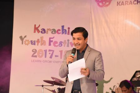 Singing Competitions Of District West & South Youth Festival 2017-18 Arts Council Karachi (32)