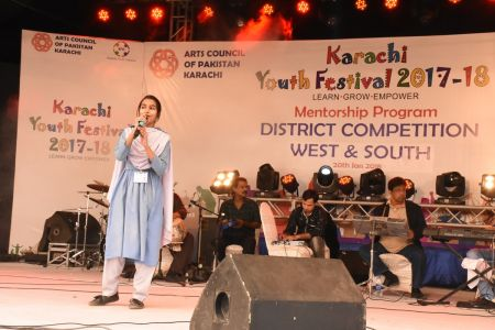 Singing Competitions Of District West & South Youth Festival 2017-18 Arts Council Karachi (36)