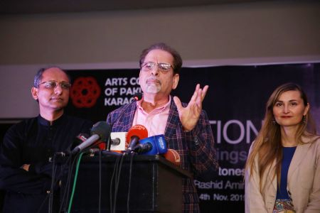Stone Carving Exhibition By ProStones At Arts Council Karachi (11)