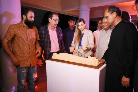 Stone Carving Exhibition By ProStones At Arts Council Karachi (2)