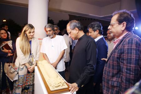 Stone Carving Exhibition By ProStones At Arts Council Karachi (8)