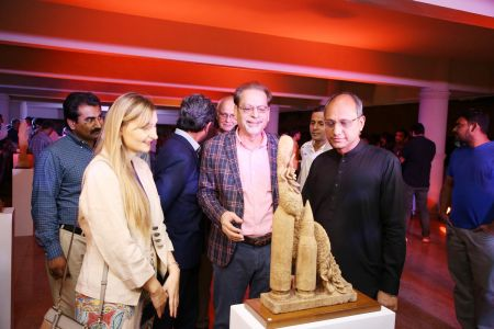Stone Carving Exhibition By ProStones At Arts Council Karachi (9)