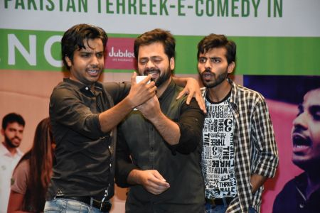 Tehreek E Comedy Performance At Arts Council Karachi (13)