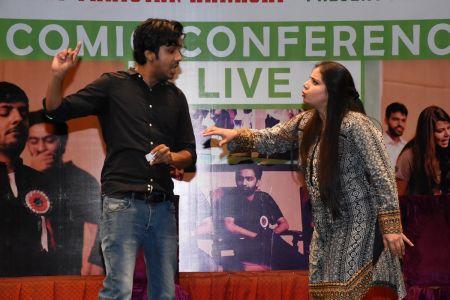 Tehreek E Comedy Performance At Arts Council Karachi (14)
