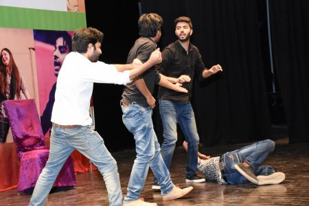 Tehreek E Comedy Performance At Arts Council Karachi (19)