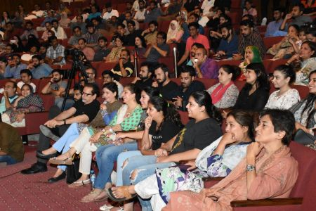 Tehreek E Comedy Performance At Arts Council Karachi (20)