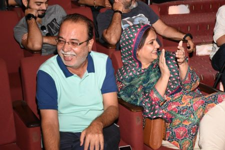 Tehreek E Comedy Performance At Arts Council Karachi (22)