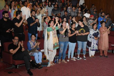 Tehreek E Comedy Performance At Arts Council Karachi (28)