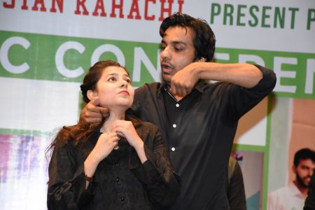 Tehreek E Comedy Performance At Arts Council Karachi (6)