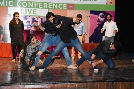 Tehreek E Comedy Performance At Arts Council Karachi (9)