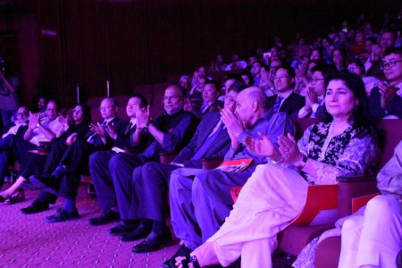 "The CPEC Summit""An Enduring Celebration Of The Special Friendship Between The People Of China And Pakistan At Arts Council Karachi (23)"