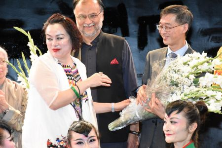 "The CPEC Summit""An Enduring Celebration Of The Special Friendship Between The People Of China And Pakistan At Arts Council Karachi (81)"
