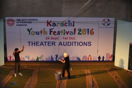 Theater Auditions KYF-2016(50)
