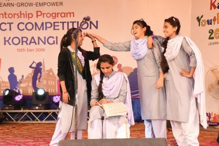 Theater Competition Distt. Korangi Youth Festival (10)