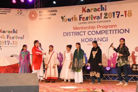Theater Competition Distt. Korangi Youth Festival (14)