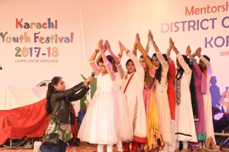 Theater Competition Distt. Korangi Youth Festival (15)