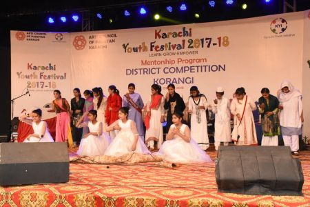 Theater Competition Distt. Korangi Youth Festival (19)