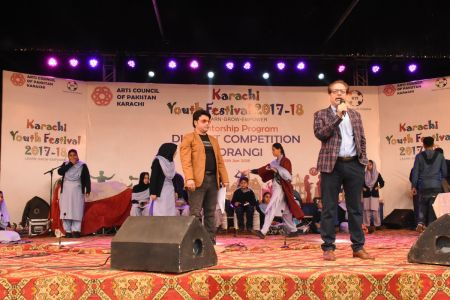 Theater Competition Distt. Korangi Youth Festival (2)