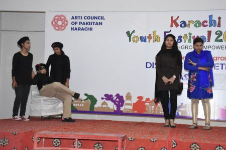 Theater Competitions District East, Karachi Youth Festival 2017-18 (12)