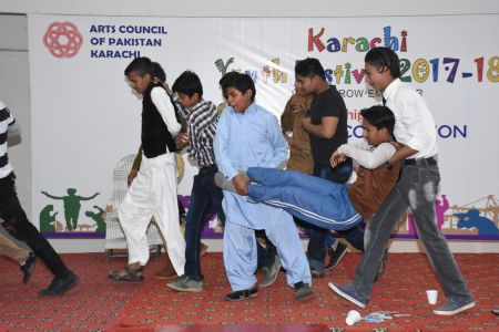 Theater Competitions District East, Karachi Youth Festival 2017-18 (2)