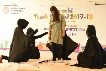 Theater Competitions District West & South, Arts Council Youth Festival 2018 (20)