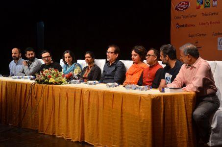 Theater \'Mian Biwi Aur Wagah\' Press Conference (10)